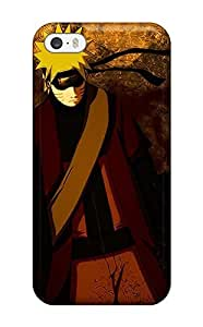 Premium Protection Naruto Qualitys Case Cover For Iphone 5/5s- Retail Packaging