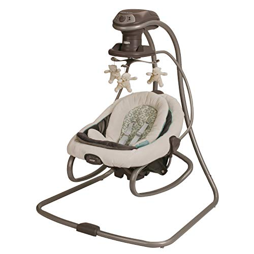 Graco DuetSoothe Baby Swing