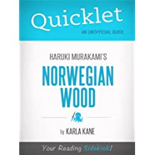 Quicklet on Norwegian Wood by Haruki Murakami (Book Summary) (English Edition)