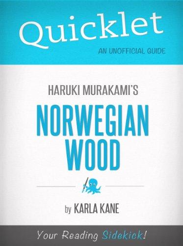 Quicklet on Norwegian Wood by Haruki Murakami (Book Summary) (English Edition)
