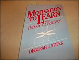 Book Motivation to Learn: From Theory to Practice
