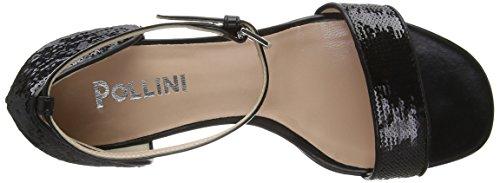 Pollini Women's W.Sandal Ankle Strap Sandals Black (Nero 000) 2014 newest cheap price clearance explore browse for sale gZnF5m