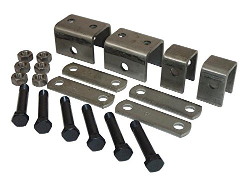 Single Axle Hanger Kit (HK1-D100) For Double Eye Springs