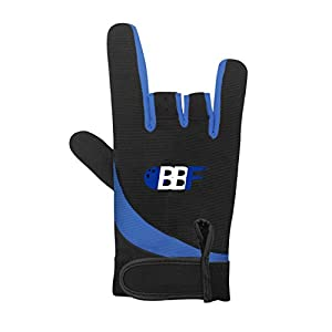 bowlingballfactory.com Bowling Thumb Saver Glove – Available in Right Hand Medium Large Extra Large