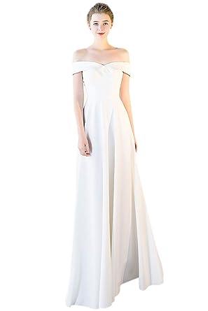 259e7efc7af8e KELUOSI Élégant Robe de Soirée Femme Robe de Cocktail Robe Soirée Robe  Cérémonie Longue Robe Mariage: Amazon.fr: Vêtements et accessoires