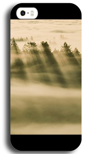 Amazon | iPhone5S ケース 霧を...