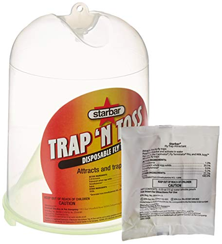 Starbar Trap N Toss Disposable Fly Trap (Handy Trap)