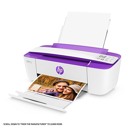 HP DeskJet 3752 Wireless All-in-One Compact Printer with ...