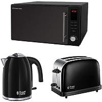 Russell Hobbs RHM3003B 30 Litre Black Digital Microwave