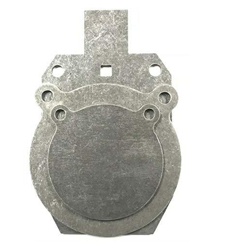 - Make It Ring Targets AR500 Steel Target Gong 6