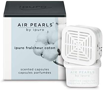 Ipuro Air Pearls Fraîcheur Coton Capsule 1 Box 2x Kapseln 23 G Drogerie Körperpflege