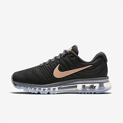 008 Bronzo Nike 849560 Scarpe 002 Rosso da Metallizzato Donna Nero Fitness w6wvzx