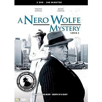 A Nero Wolfe Mystery: Series 2 (Over My Dead Body / Death of a Doxy) (Nero Wolfe Tv)