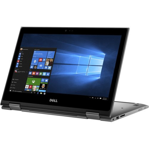 "2018 Dell Inspiron 13.3"" 2 in 1 FHD IPS Touchscreen Business Laptop/tablet, Intel Quad-Core i7-8550U 16GB DDR4 256GB SSD MaxxAudio Backlit Keyboard 802.11ac Bluetooth HDMI Webcam Win 10"