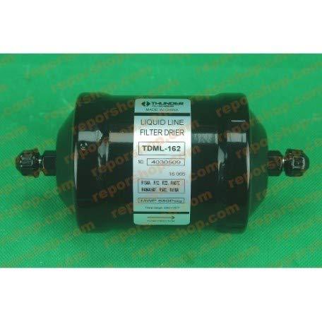 REPORSHOP - Filtro DESHIDRATADOR NUCLEO Solido ROSCAR 1/4 234 cm3 Molecular INSTALACIONES Frio
