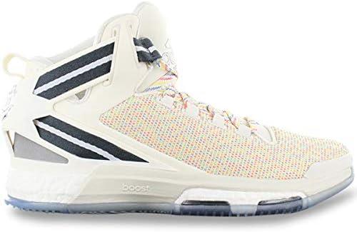 EUC adidas D Rose 6 Boost Basketball men's shoes