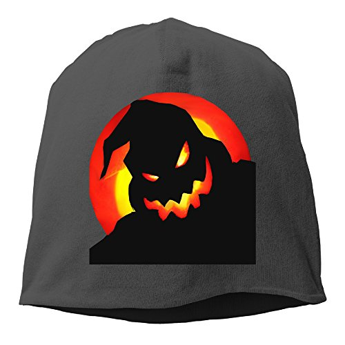 [Skull Beanie Caps Mr. Oogie Boogie Horror Movie Trendy Soft Adult] (Boogie Man Nightmare Before Christmas Costumes)
