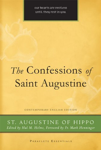The Confessions of St. Augustine (Paraclete Essentials) by St Augustine - Mall Augustine St