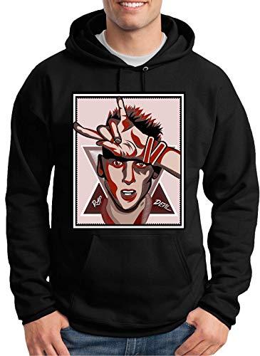 MGK Rap Devil Black Hoodie
