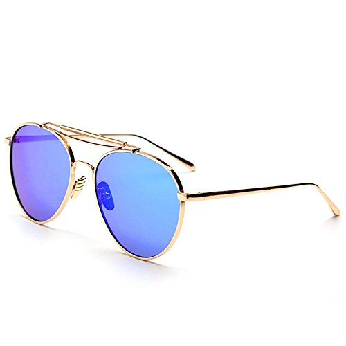 KaiSasi Frog Models Sunglasses Boutique Womens Fashion Metal Frame - Glasses Metal Frame Broken To Fix How