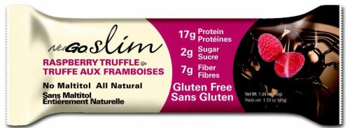 Nugo Nutrition Bar Slim Raspberry Truffle, 1.59 Ounce