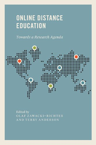 Online Distance Education: Towards a Research Agenda (Athabasca University Press)