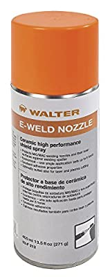 Walter Surface Technologies 53F212 E-Weld Nozzle Anti Spatter Protection for Welding Nozzles, Aerosol, 13.5 oz