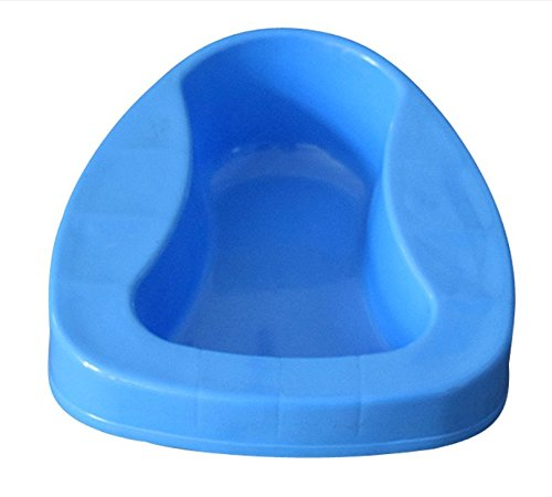 Contour Bedpans - Bedpan Nightstool Bed Potty Device Smooth Contour Shape Heavy Duty Bed Pan for Bedridden Patient
