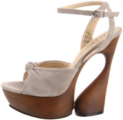 Sandali Day amp; Pleaser Suede Night Donna Taupe q7CxUa