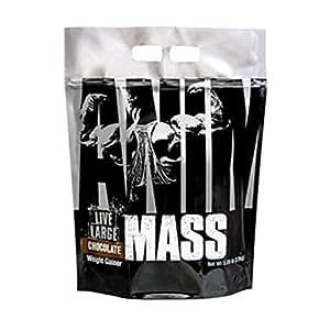 Universal Nutrition Animal Mass Supplement, Chocolate, 5.09 Pound