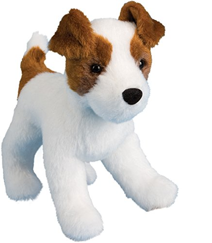 (Cuddle Toys 4020 Feisty Jack Russell)
