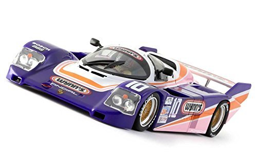 Amazon.com: Slot slot it 1/32 slot car CA25D Ÿ PORSCHE 962C IMSA # 10 / J.Hotchkis J.Adams J Hotchkis Jr. 24Hr Daytona 1987: Toys & Games