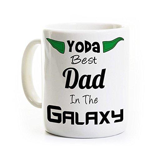 Yoda Best Dad Coffee Mug product image