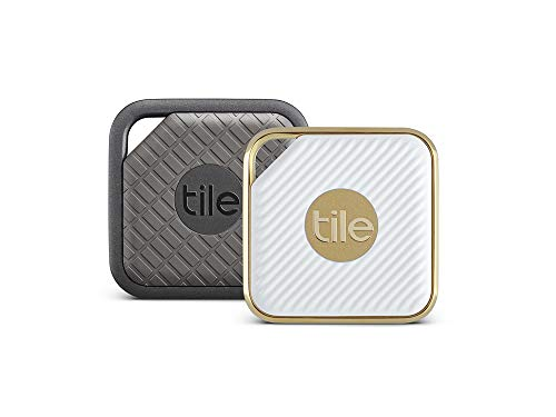 Tile Combo Pack - Key Finder. Phone Finder. Anything Finder (1 Tile Sport and 1 Tile Style) - 2 Pack by Tile