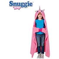 Snuggie Tails Snuggie Unicorn – Soft, Hooded, Blanket,...
