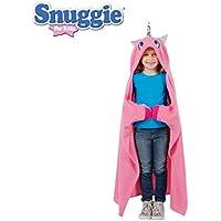 Snuggie Tails Snuggie Unicorn – Soft, Hooded, Blanket,...
