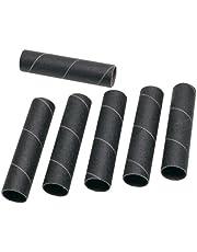 DELTA 31-788 1/2-Inch 80 Grit Sanding Sleeves for 31-780 Spindle Sander (6-Pack)