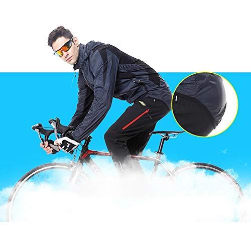 Traspirante Traspirante Traspirante Vento Anti Vento Vento Uomini Manica Giacca Giacca Giacca Giacca Antipioggia Amante Impermeabile heling896 A Gli Abbigliamento Giacca da Donne Ciclismo per Bicicletta A Abiti Lunga Ciclismo I6ZwOxq