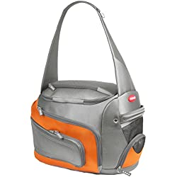 "Argo By Teafco Duff-O Airline Approved (20"" Large) Pet Carrier - Tango Orange"