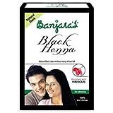 Banjara's Black Henna with Hibiscus 50g( Pack of 4)