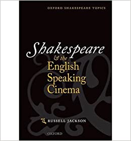 Book [(Shakespeare and the English-Speaking Cinema)] [Author: Professor Russell Jackson] published on (December, 2014)