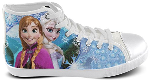 Top High Lady Theme Shoes10 with The Snow Queen Shoes 7R5fqW5