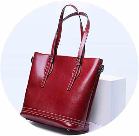 a7b3581b0ce Chibi-store luxury handbags women bags designer Casual Tote handbag Genuine  Leather