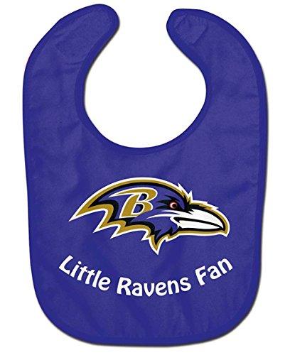 UPC 099606204707, NFL Baltimore Ravens WCRA2047014 All Pro Baby Bib