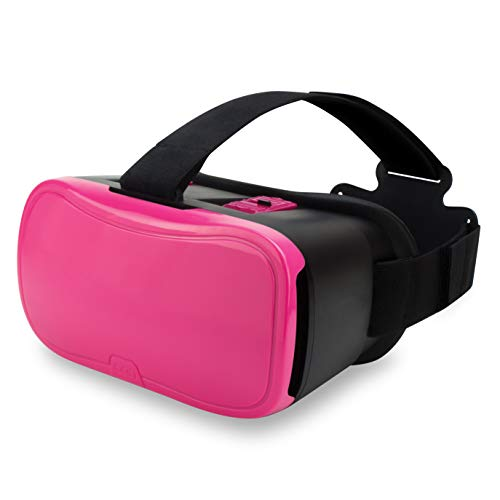 Virtual Apparel Pink - Virtual Reality Smartphone Headset (Pink)