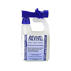 Revive Swimming Pool Phosphate Remover 32 Fl Oz Swimming Pool Chemicals And