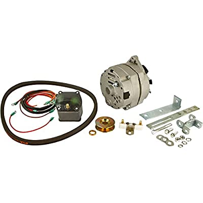 DB Electrical AKT0001 for Ford 8N 2N 9N Tractor Alternator For Generator Conversion Kit 1939-1951 8NE10300ALT-C: Garden & Outdoor