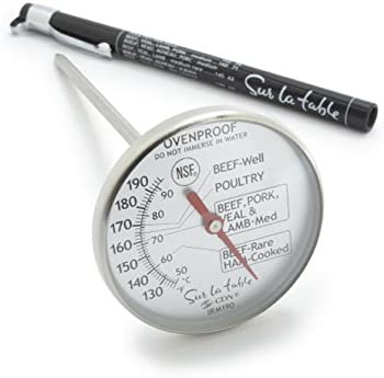 Sur La Table CDN Leave-In Meat and Poultry Cooking Thermometer