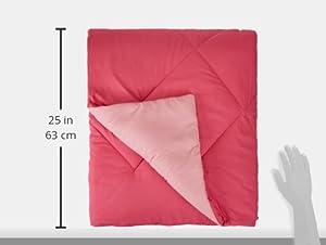 AmazonBasics Reversible Microfiber Comforter from Amazonbasics