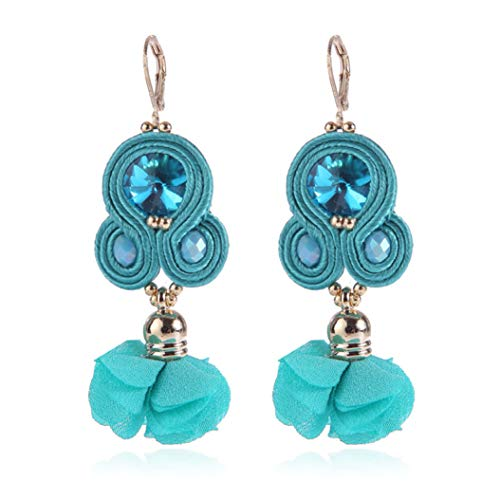 Women Vintage Jewelry Romantic Drop Earrings Charms Punk Statement Pendant Earrings Cute Stud Earrings for Thanksgiving Valentine